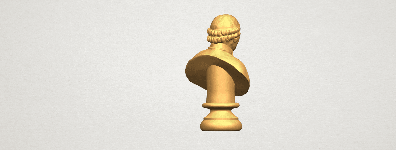 TDA0620 Sculpture of a head of man 02 A05.png Télécharger fichier STL gratuit Sculpture d'une tête d'homme 02 • Design à imprimer en 3D, GeorgesNikkei
