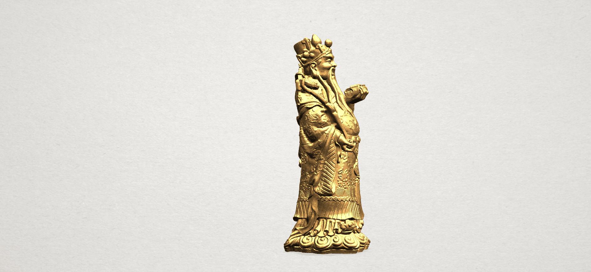 God of Treasure - B10.png Download free STL file God of Treasure • 3D printing model, GeorgesNikkei