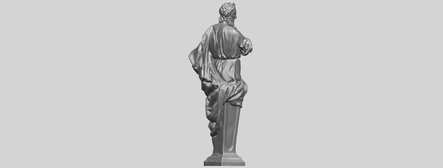 06_TDA0460_Plato_ex1900A08.png Download free STL file Plato • 3D printing template, GeorgesNikkei