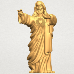 Download free STL  Jesus - Funny, GeorgesNikkei
