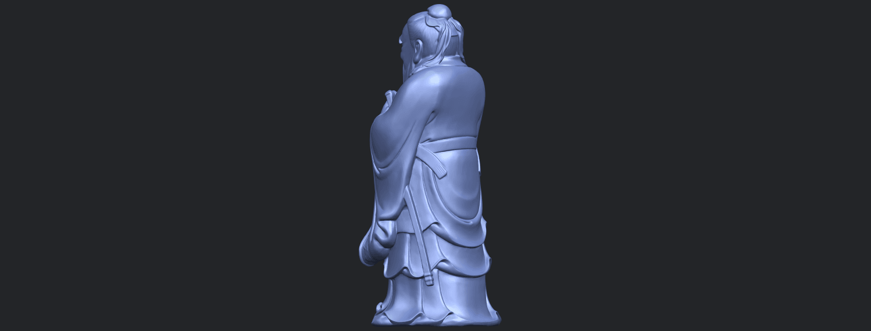 13_TDA0341_ConfuciusB05.png Download free STL file Confucius • 3D printable model, GeorgesNikkei