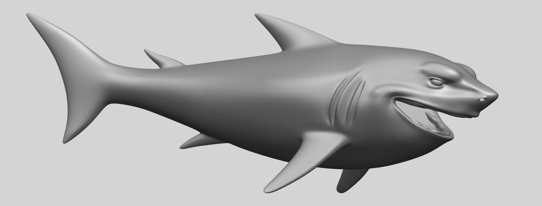 11_TDA0486_SharkA07.png Download free STL file Shark • 3D print design, GeorgesNikkei