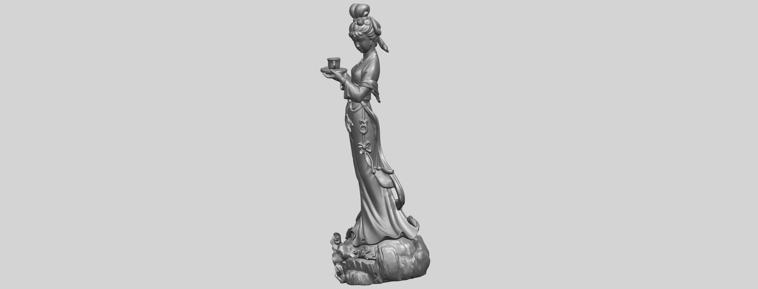 09_TDA0253_Fairy01A02.png Download free STL file Fairy 01 • 3D printer object, GeorgesNikkei