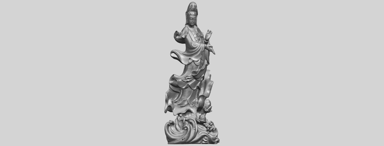 10_TDA0298_Avalokitesvara_Bodhisattva_Standing_(vi)_A01.png Télécharger fichier STL gratuit Avalokitesvara Bodhisattva - Debout 06 • Objet pour impression 3D, GeorgesNikkei