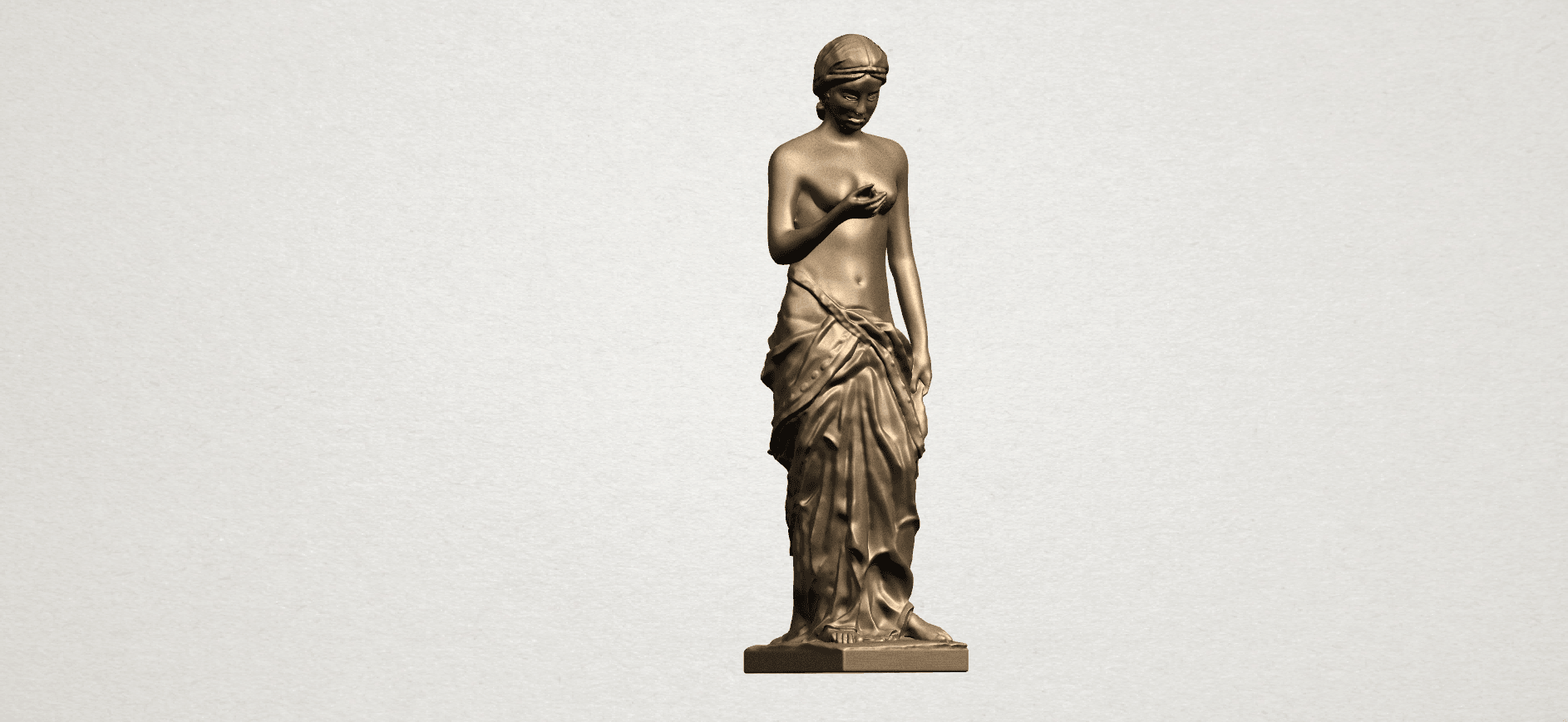 Naked Girl (vi) A07.png Download free STL file Naked Girl 06 • 3D printing design, GeorgesNikkei