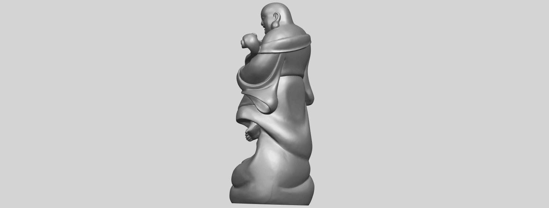 03_Metteyya_Buddha_04_88mmA05.png Download free STL file Metteyya Buddha 04 • 3D printable object, GeorgesNikkei