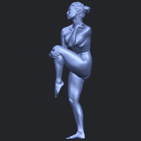 14_TDA0463_Naked_Girl_17_ex800B03.png Download free STL file Naked Girl 17 • Design to 3D print, GeorgesNikkei