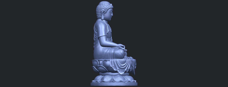 01_TDA0174_Gautama_Buddha_(ii)__88mmB09.png Download free STL file Gautama Buddha 02 • 3D print template, GeorgesNikkei