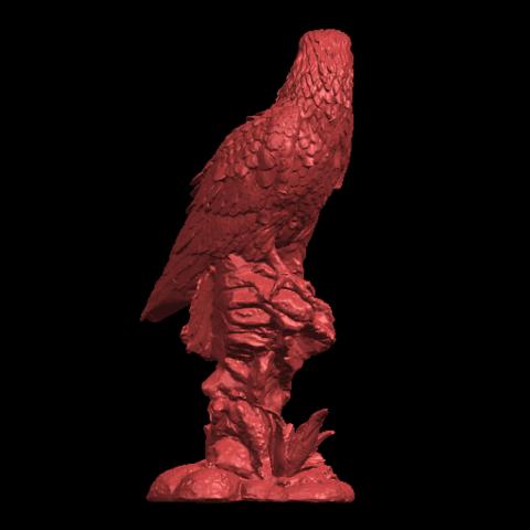 10.png Download free STL file Eagle 01 • 3D printing design, GeorgesNikkei