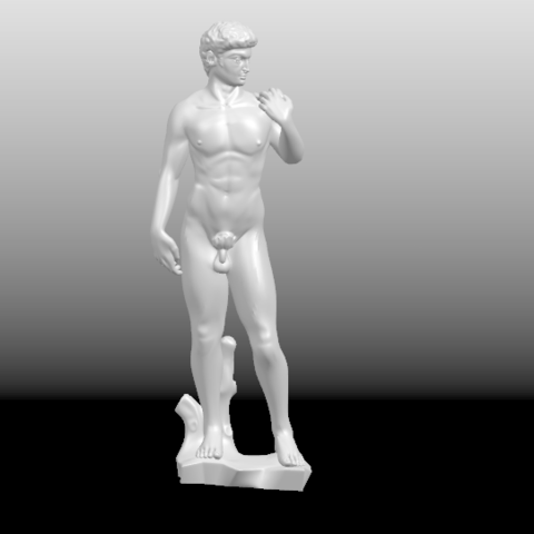 01.png Download free STL file Michelangelo 01 • 3D printable template, GeorgesNikkei