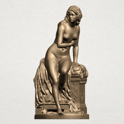 Naked Girl (i) A01.png Download free STL file Naked Girl 01 • 3D printing model, GeorgesNikkei