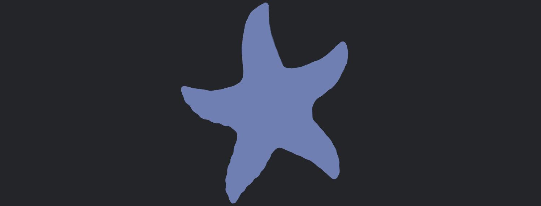 10_TDA0609_Starfish_03B07.png Télécharger fichier STL gratuit Étoile de mer 03 • Plan pour imprimante 3D, GeorgesNikkei
