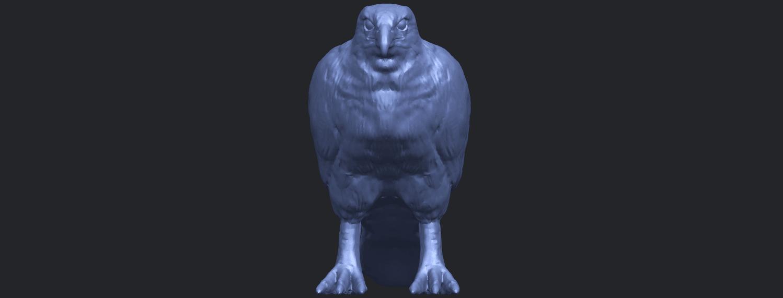 12_TDA0599_Eagle_02B09.png Download free STL file Eagle 02 • 3D printable design, GeorgesNikkei