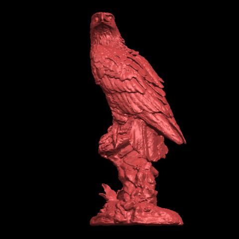 04.png Download free STL file Eagle 01 • 3D printing design, GeorgesNikkei