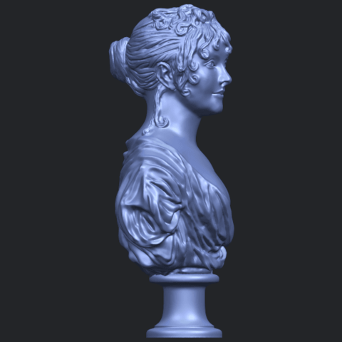 24_TDA0201_Bust_of_a_girl_01B09.png Download free STL file Bust of a girl 01 • Object to 3D print, GeorgesNikkei