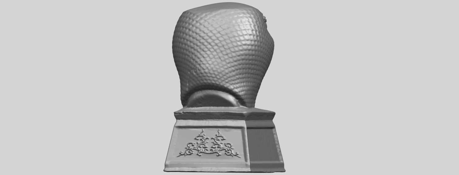 19_TDA0513_Chinese_Horoscope_of_Snake.02A07.png Download free STL file Chinese Horoscope of Snake 02 • 3D printer design, GeorgesNikkei