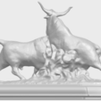 15_Bull_iii_74mm-A02.png Télécharger fichier STL gratuit Taureau 03 • Plan imprimable en 3D, GeorgesNikkei