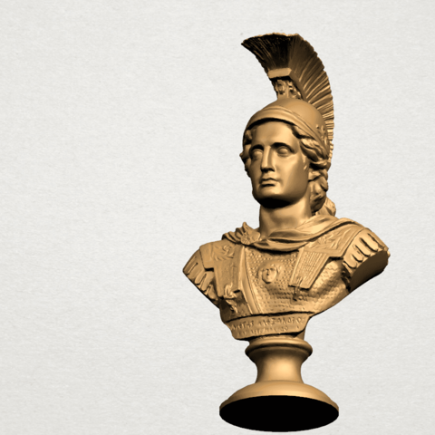 Alexander B02.png Download free STL file Alexander • 3D printer object, GeorgesNikkei