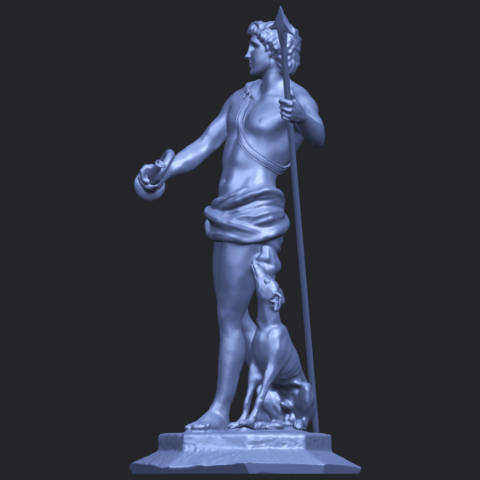 07_TDA0265_MeleagerB04.png Download free STL file Meleager • 3D printing model, GeorgesNikkei