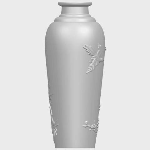 18_TDA0498_Vase_01A07.png Télécharger fichier STL gratuit Vase 01 • Modèle pour impression 3D, GeorgesNikkei