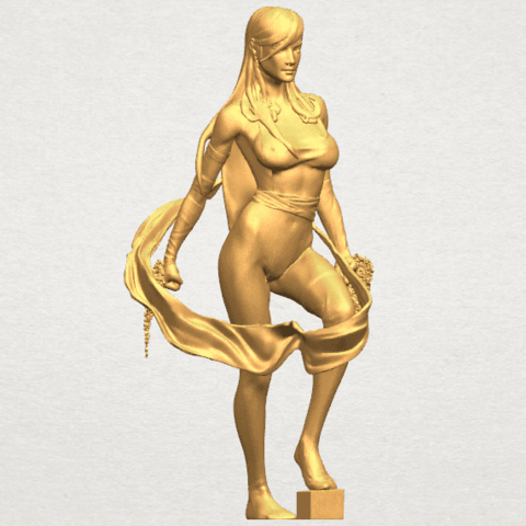 TDA0476 Beautiful Girl 10 A07.png Download free STL file Beautiful Girl 10 • 3D printable design, GeorgesNikkei