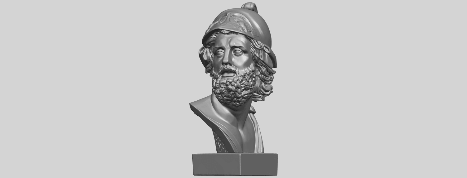 14_TDA0244_Sculpture_of_a_head_of_manA01.png Download free STL file Sculpture of a head of man • 3D printable design, GeorgesNikkei