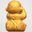 Fichier 3D gratuit Singe A03, GeorgesNikkei