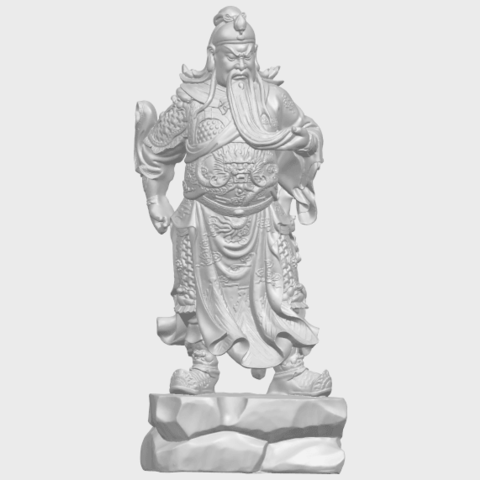 03_TDA0330_Guan_Gong_iiiA01.png Download free STL file Guan Gong 03 • 3D printable template, GeorgesNikkei