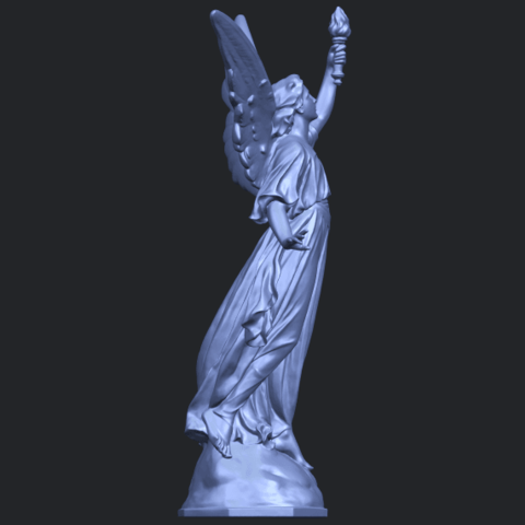 17_TDA0202_Statue_01_-88mmB09.png Download free STL file Statue 01 • Object to 3D print, GeorgesNikkei