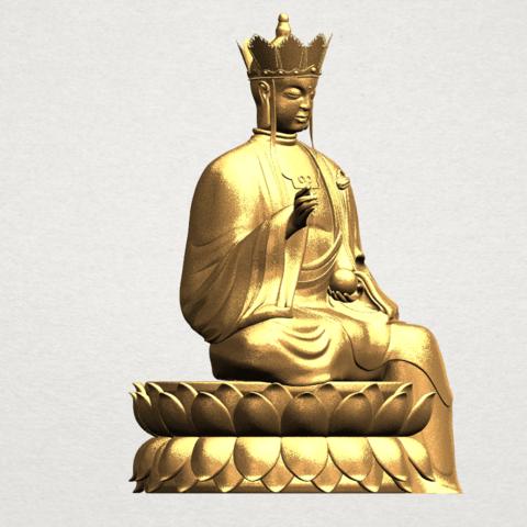 Tang Monk Xuan Zang A07.png Télécharger fichier STL gratuit Tang Monk Xuan Zang Zang • Plan à imprimer en 3D, GeorgesNikkei