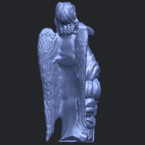 04_Angel_iii_88mmB07.png Download free STL file Angel 03 • 3D printable object, GeorgesNikkei