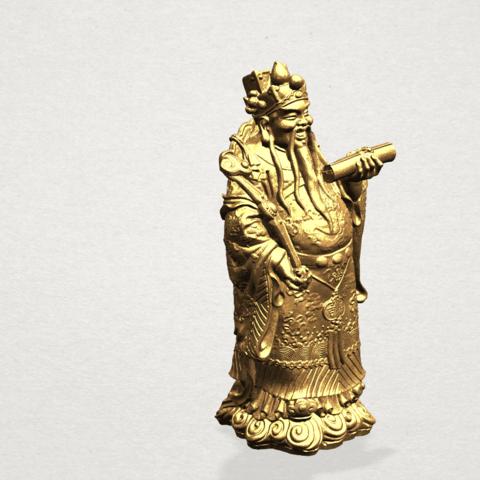 God of Treasure - B11.png Download free STL file God of Treasure • 3D printing model, GeorgesNikkei