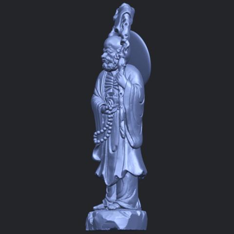 10_TDA0338_Da_Mo_ivB03.png Télécharger fichier STL gratuit Da Mo 04 • Design pour imprimante 3D, GeorgesNikkei