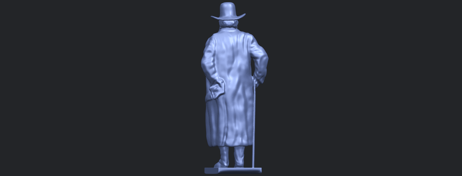 08_TDA0210_Sculpture_of_a_man_88mmB06.png Download free STL file Sculpture of a man 02 • Object to 3D print, GeorgesNikkei