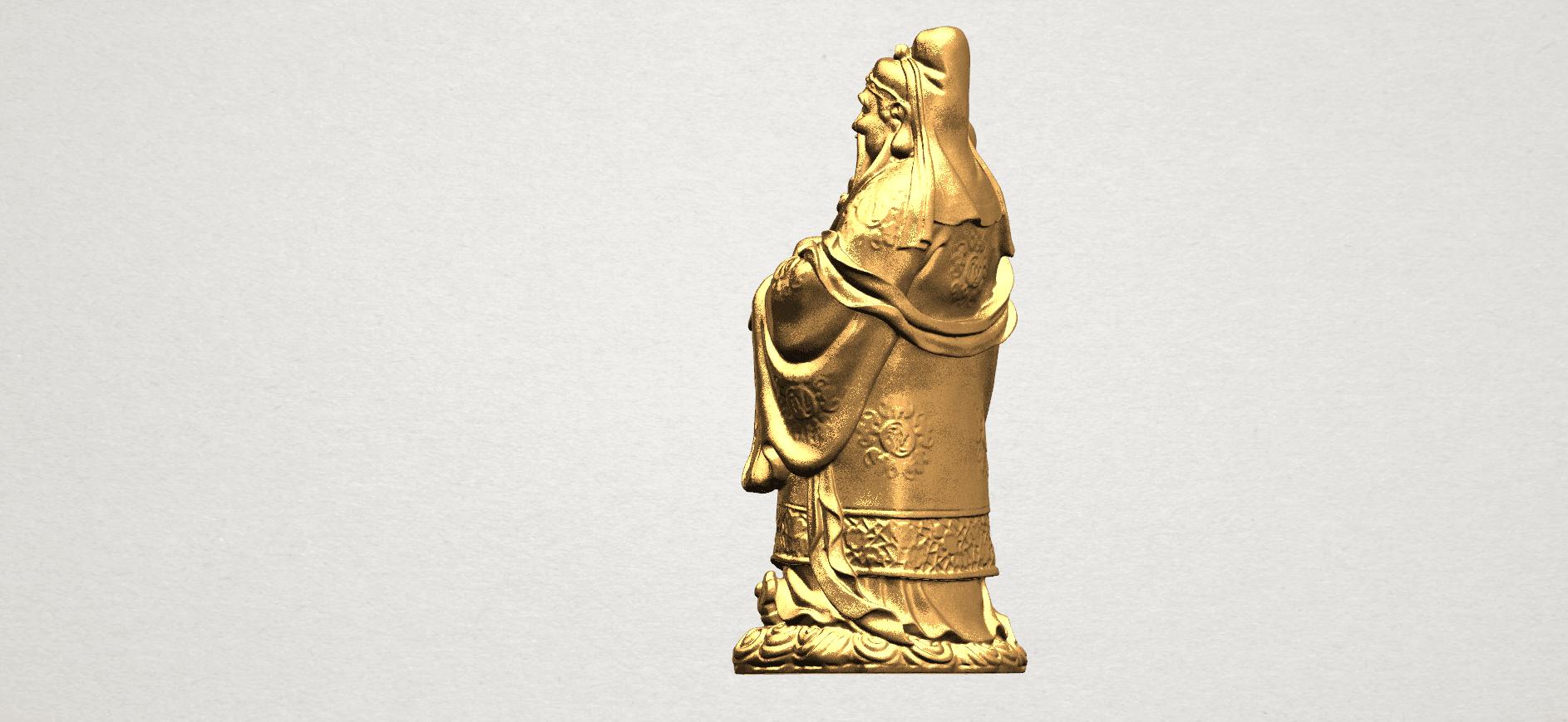 Fook (Fook Look Sao) 80mm - B03.png Download free STL file Fook (Fook Look Sao) • 3D printer template, GeorgesNikkei