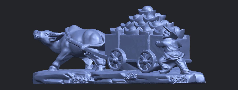 17_TDA0315_Golden_CarB02.png Download free STL file Golden Car • 3D printer template, GeorgesNikkei
