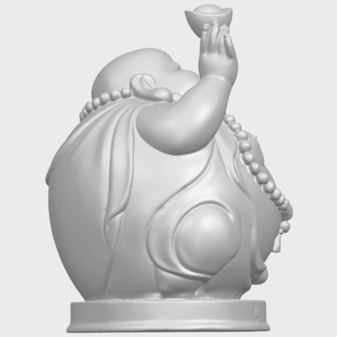 18_Metteyya_Buddha_07_-_88mmA09.png Download free 3DS file Metteyya Buddha 07 • 3D printer model, GeorgesNikkei