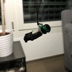 Free stl files Lego Skydiving Harness, Greystone
