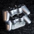 Descargar modelo 3D gratis Soporte del controlador PS3, Greystone