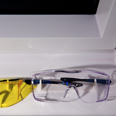 Capture d'écran 2017-01-04 à 20.15.06.png Download free STL file Safety Goggles Holder • 3D printing model, Greystone