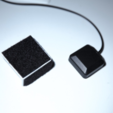 Free STL file GPS Antenna Holder, Greystone