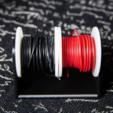 Download free STL file Wire Holder • 3D print design, Greystone