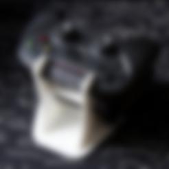 ControllerHolderBottom.stl Download free STL file Nimbus Steelseries Controller Holder • Model to 3D print, Greystone