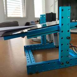 IMG_9328.JPG Download free STL file Paper Plane Lancher • 3D print design, Greystone