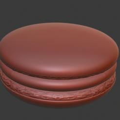 Capture.PNG Télécharger fichier STL Le Macaron de l'enfant • Plan imprimable en 3D, gonzo3d
