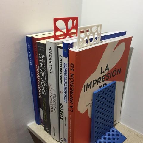 Voronoi Bookmark