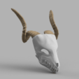 3D print files Elias Ainsworth Mask | The Ancient Magus' Bride Mask , AntonShtern