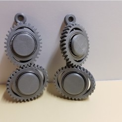 0b163e5a451b4990349276507d7ccca9_preview_featured.jpg Download free STL file Elliptical Gear - Two models • 3D printer model, NOP21