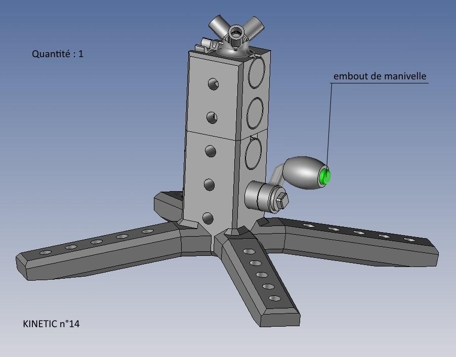 kinetic n°14.jpg Télécharger fichier STL gratuit KINETIC 2 • Plan pour imprimante 3D, NOP21