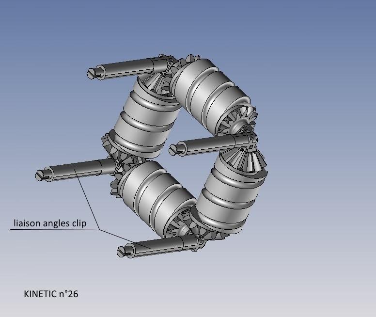 kinetic n°26.jpg Télécharger fichier STL gratuit KINETIC 2 • Plan pour imprimante 3D, NOP21